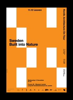 DesignPractice, Nordic Architecture On Tour. Sweden Built into Nature