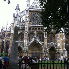 Westminster Abbey, again, London