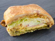 A Sandwich a Day: Huevo con Chorizo Torta at Tulcingo del Valle