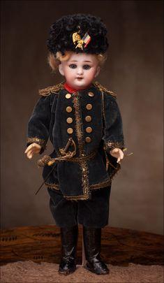 Кукла DEP Русский Казак, выпущенная в честь российско-французского альянса