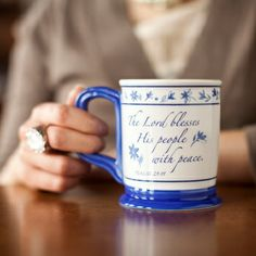 Grace - Pillar Mug - $9.99 DaySpring