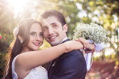 Tulle - Acessórios para noivas e festa. Arranjos, Casquetes, Tiara | ♥ Fabiana Vanzo