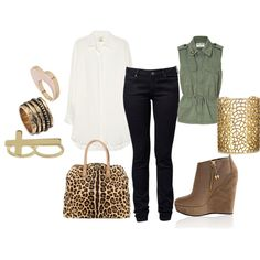 day tripping, created by zean on Polyvore