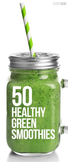Sip something green for a healthier you!