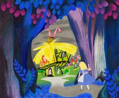 Mary Blair museum, California