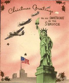 Christmas Greetings to My Sweetheart in the Service (1942)