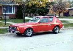 Mother drove a Gremlin when I was a kid
