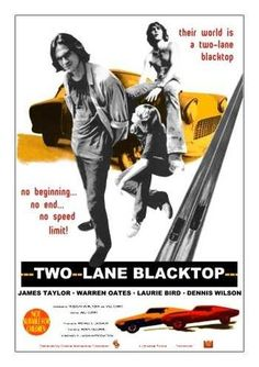 TwoLanePoster - Two-Lane Blacktop - Wikipedia, the free encyclopedia