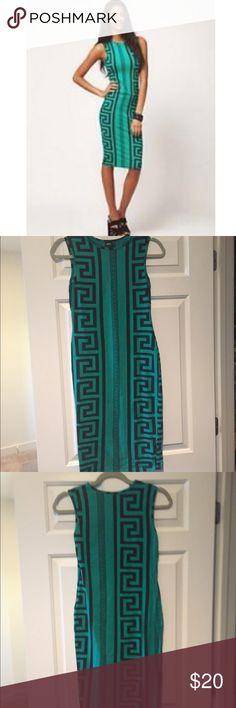 | Host Pick | ASOS body-conscious dress in Rocco Never worn! ASOS Dresses Midi