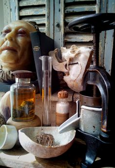 antique oddities