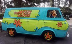 Scooby's pal