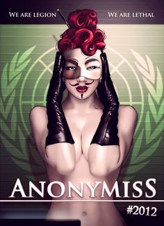 Something that 'anonymous' has done for us  is a complete culture revolution.  Quietly, and with intention.