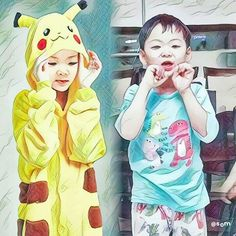 2,266 個讚,12 則留言 - Instagram 上的 Som Somsom(@som_somsom.77):「 ^.^ ❝ Mingukie ❞ ♡  Credit : @songilkook 🙇🙏 Edit by me  #daehanmingukmanse #songtriplets… 」