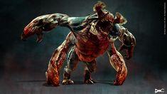 DmC Imprisoner 3D Art by JEEN LIH LUN – Zbrushtuts