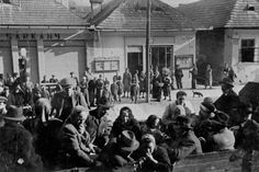 July 23, 1942 Deportation of Jews from Dobsina, Slovakia, to Auschwitz  In total, about 100,000 Slovak Jews (including those who fled before the war) were murdered in the Holocaust. Approximately 25-35,000 survived, including 4,000-5,000 who hid with the partisans or in cities and towns. After the war, most Slovak Jews immigrated to Israel