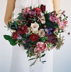 Organic + Ethereal Bouquet