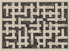 Milan Adamčiak: Labirinto, 1969