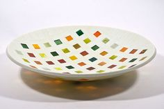 Perfection! My favorite fused glass artist by far - Steve Immerman