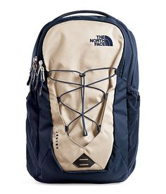The North Face Jester Backpack Liter) Cute Backpacks For School, Cool Backpacks, Backpack Outfit, Men's Backpack, North Face Backpack School, Backpack Essentials, Travel Essentials, School Accessories, Backpack For Teens