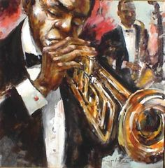 Brent Heighton - All that Jazz Canadian Painters, Canadian Artists, Jazz Wedding, Mexican Paintings, New Orleans Art, Art Courses, African American Art, Art Music, Fine Art Photography