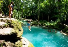 Photo of Irie Blue Hole and Secret Falls