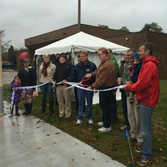 Enjoyed the #Westend grand opening in #downtowntc A bit rainy but nice gathering. @CityofTC @DowntownTC @TCChamber