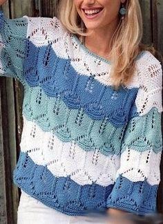 Knitting Machine Patterns, Chunky Knitting Patterns, Crochet Cardigan Pattern, Crochet Stitches Patterns, Knitting Designs, Stitch Patterns, Knit Crochet, Woolen Craft, Knit Fashion