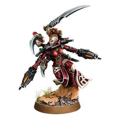 LIGHT SIDE ARAHNIDE EXARCH – Wargame Exclusive