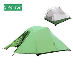 Topnaca 2-3 Person 4 Seasons Double Layer Backpacking Tent Free Offer a Rod for  sc 1 st  Pinterest & Stansport 713-84-B Scout Backpack Tent | Shelter u0026 Tent Making ...