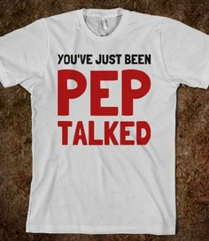Kid President Pep Talked me into a T-shirt;)