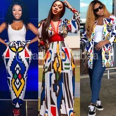 ndebele traditional attire for African women – shweshwe African Bridesmaid Dresses, African Wear Dresses, African Wedding Dress, Latest African Fashion Dresses, African Print Fashion, Africa Fashion, African Attire, South African Traditional Dresses, Traditional Fashion