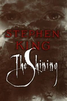 The shining by Stephen King.  Click the cover image to check out or request the suspense and thrillers kindle.