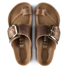Miramar XL Oiled Leather Cognac