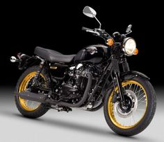 W 800 Special Edition, 2012