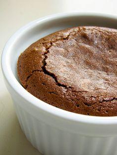 Molten Chocolate Lava Cakes Recipe - Chocolate Lava Cakes