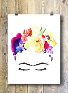 Ilustración FRIDA KAHLO acuarela Frida Paintings, Easy Paintings, Painting & Drawing, Watercolor Paintings, Watercolor Desktop Wallpaper, Frida Art, Art Inspiration Drawing, Pressed Flower Art, Mexican Art