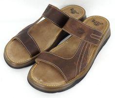 b2b7480c4 Mens Dr Martens Leather Sandals Size 9 US England
