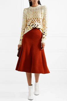 Marc Jacobs   Sequin-embellished wool and cashmere-blend sweater   NET-A-PORTER.COM