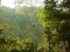 Zip Lining in Monteverde Costa Rica