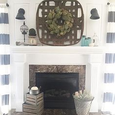 Thank you to all who shared for #decorstealsdeal!! We were blown away by all the beautiful entries, but we absolutely adored how @southernswagfarmhouse styled her beautiful magnolia wreath from Decor Steals! She has us wishing we had this whole set up! That tobacco basket !!! Go check out @southernswagfarmhouse!!Please join us again next week!