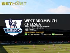 West Bromwich, Premier League, Chelsea, Football, Club, Soccer, Futbol, American Football, Soccer Ball
