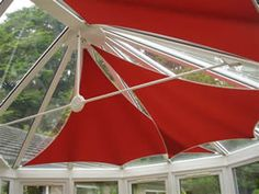 sails instead of blinds