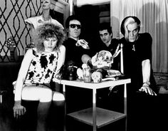 The Cramps (early days)