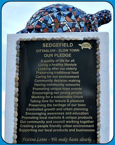 Slow down, don't miss Sedgefield Slow Town, the first one in Africa! Our Environment, Preserving Food, Young People, Gem, Healthy Lifestyle, The Neighbourhood, Africa, History, Garden