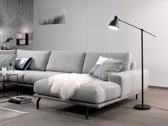 Living Room Modern, Living Room Sofa, Living Room Designs, Sofa Inspiration, Living Room Inspiration, Living Divani, Home Furniture, Furniture Design, Sofa Italia