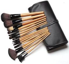 15pcs Professional Makeup Brushes Cosmetic Make Up Brush Set Superior Soft #NEW