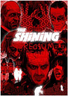 The Shining by Ciarán O Donovan