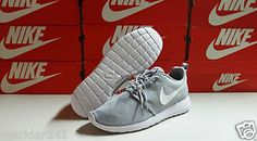 huge discount 9a0f6 852da Men s NIKE ROSHE ONE Shoes - WOLF GREY   WHITE - 511881 023  Men