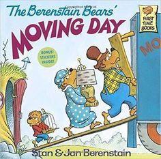 Books to Help Children Prepare for a Move