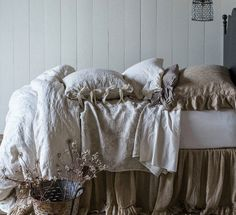 Bella Notte Fabric Collection - Marguerite by Bella Notte Linens